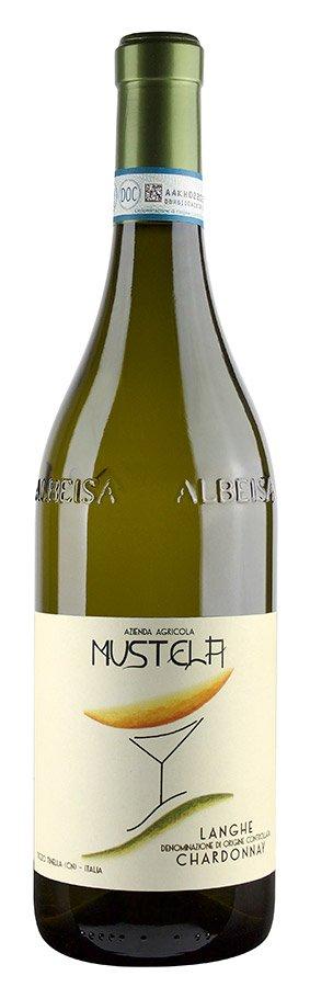 Langhe DOC Chardonnay - Mustela